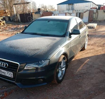 Деньги под залог авто Audi A4